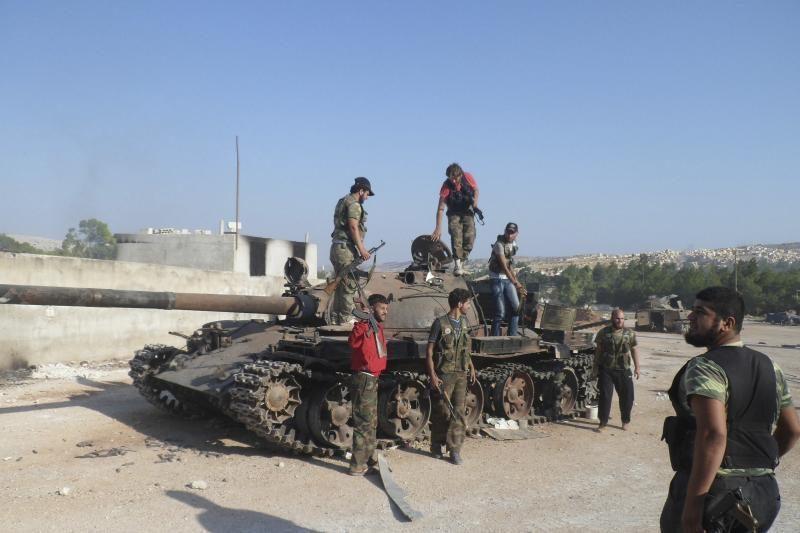 Sirijos režimas: niekada nenaudosime cheminio ginklo prieš savo žmones