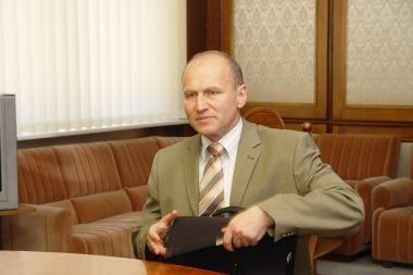 Buvęs VSD vadovas patarinės policijos generaliniam komisarui