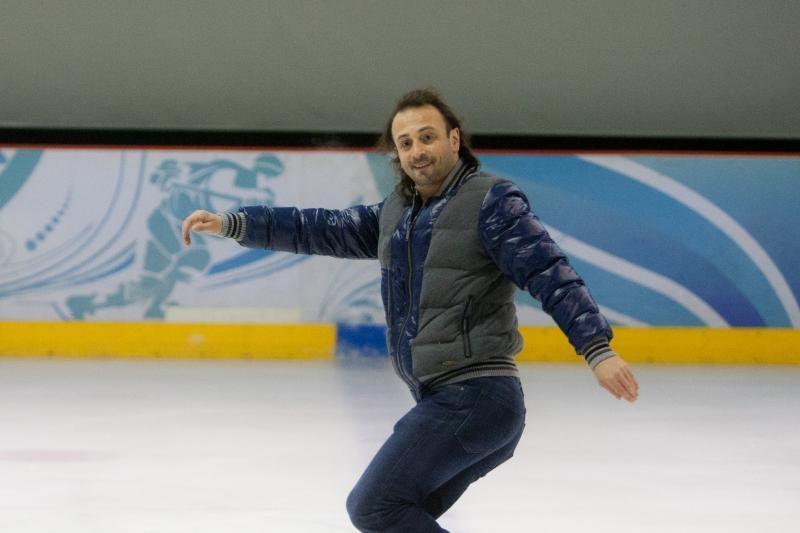 LNK šokių projekto dalyvius įkvėpė olimpinis čempionas I. Averbuchas