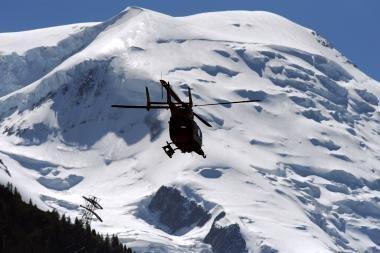 Sniego griūtis sukėlusius slidininkus siūlo sodinti į kalėjimą
