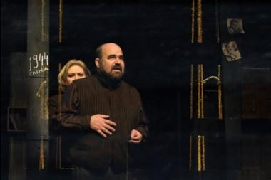 Netikėtai mirė J.Miltinio teatro aktorius R.Jovas