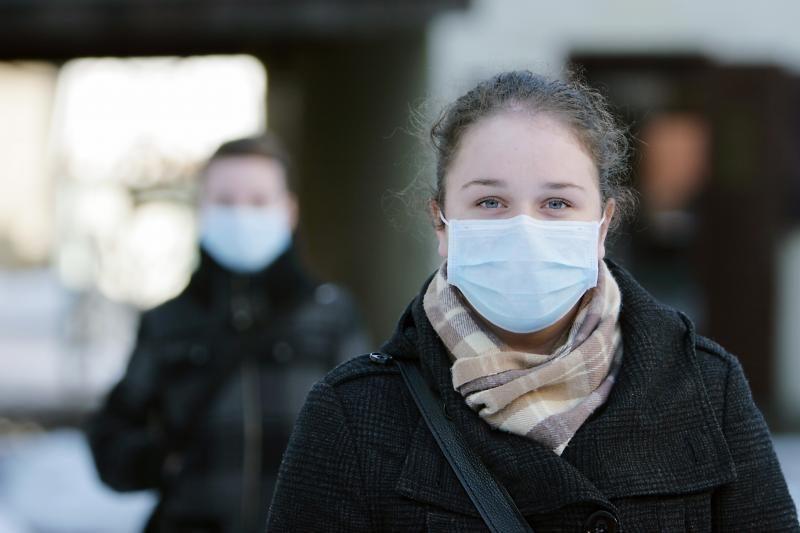 Nuo trečiadienio uostamiestyje skelbiama gripo epidemija
