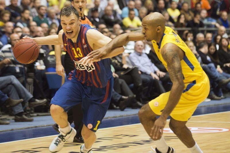 """""""Barcelona"""" tik paskutinę sekundę palaužė lspanijos autsaiderius"""