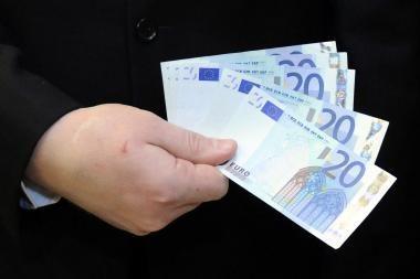 Rinkos šią savaitę laukia Vyriausybės obligacijų emisijos