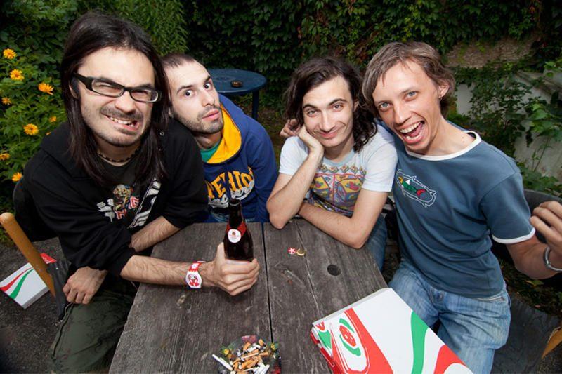 "Festivalis ""Velnio akmuo"" pristato roko scenos grupes"