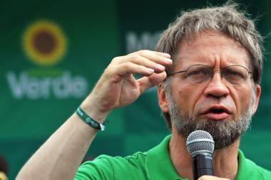 A.Mockus rungsis antrajame Kolumbijos prezidento rinkimų ture