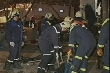 Rusijoje per gaisrą naktiniame klube žuvo 112 žmonių (atnaujinta)