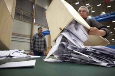 LVAT kreipėsi į KT dėl savivaldos rinkimuose neregistruotos visuomeninės organizacijos