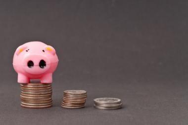 Gyventojų pradelstų skolų augimas išlieka, tačiau nebe didėja