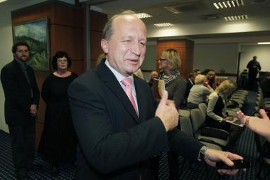 A.Kubilius: valdančioji koalicija yra pajėgi priimti sprendimus
