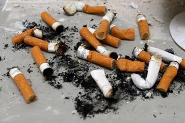 Brangsta dyzelinas ir rūkalai