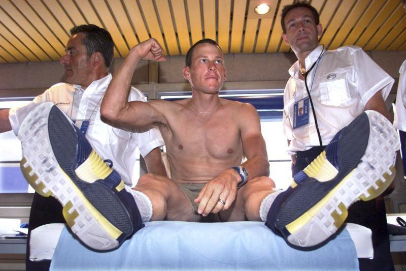 Antidopingo agentūros sprendimas dėl L.Armstrongo įsigaliojo