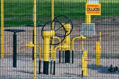 Dujotiekiui Jurbarkas-Klaipėda Vyriausybė skyrė 80 mln. litų