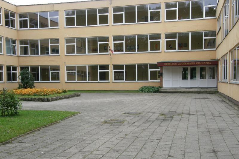 Hermano Zudermano gimnazijos moksleiviai mokysis Italijoje