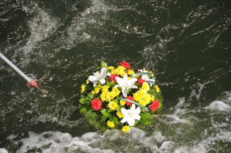 Klaipėdiečiai kviečiami pagerbti žuvusius jūrininkus