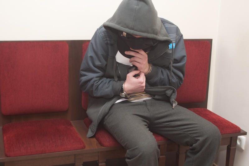 Vilniuje merginas prievartavęs studentas prašo švelnesnės bausmės