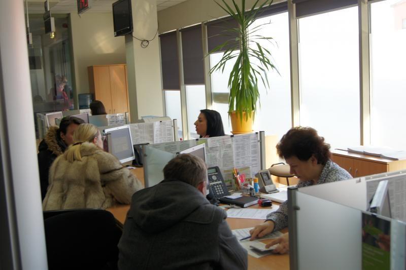Vilniuje steigiamos butaforinės užsieniečių įmonės