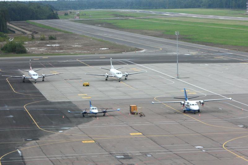 Kauno oro uoste pareigūnai tramdė girtus keleivius