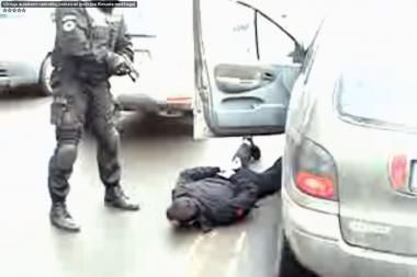 Pareigūnai skelbia karą Kauno nusikalstamoms grupuotėms