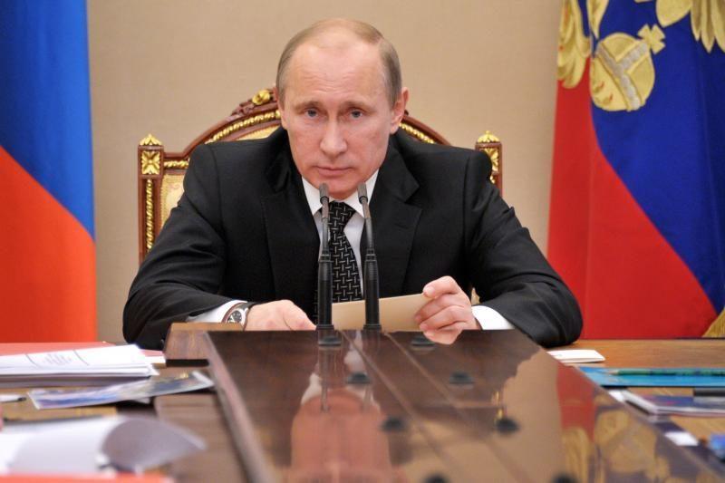 V.Putinas ragina Rusiją pasiruošti ekonominei krizei
