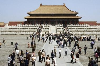 Kinijos turizmo sektoriuje dirbs apie 100 mln. žmonių