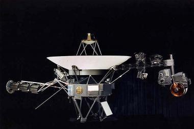 """Zondas """"Voyager"""" priartėjo prie Saulės sistemos krašto"""