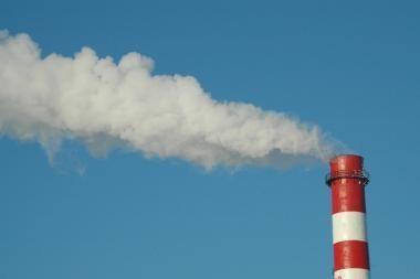 Uostamiestyje oro užterštumas viršija normas