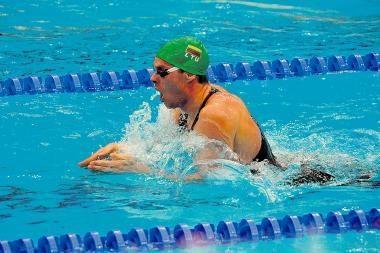 Vytautas Janušaitis penktadienį planetos plaukimo čempionate JAE finišavo penktas