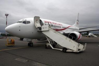 """Dubline """"Star1 Airlines"""" pagalbos nesulaukę keleiviai patys perka bilietus namo (papildyta)"""
