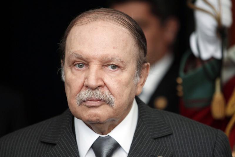 Alžyro prezidentas Bouteflika hospitalizuotas po mikroinsulto