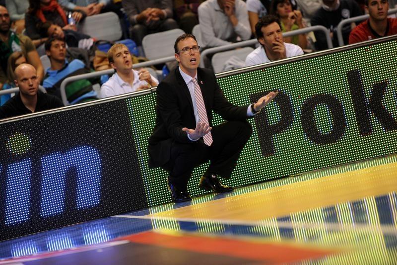 """""""Brose Baskets"""" treneris: tikimės gerų rungtynių puikioje atmosferoje"""
