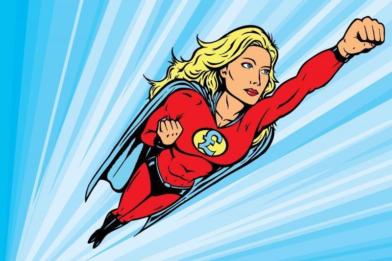 Pirmąkart pagrindine komiksų veikėja taps moteris