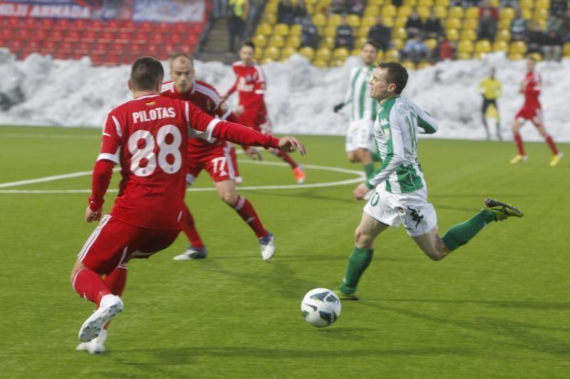 Lietuviško futbolo aktualijos – interneto svetainėje!