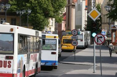Keičiasi 87-as autobuso maršrutas