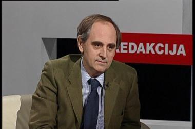 E.Lucasas lietuvių ir lenkų ginčui spręsti siūlo pasitelkti tarpininkus iš užsienio