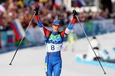 Taiklūs šūviai atvėrė kelią link aukso medalio J.Ustiugovui