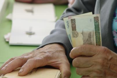 Neišmokėtos pensijos - vyriausiems pensininkams