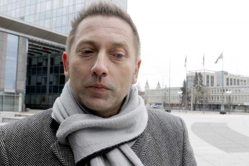 Gėjų lygos vadovas: kelias iki lygių galimybių Vilniuje ilgėja