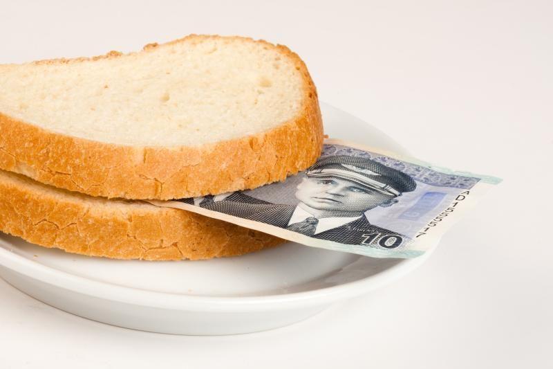 Nuo rudens duona gali vėl brangti