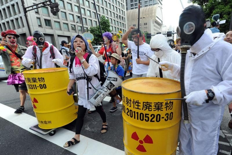 Japonija turi kuo greičiau atsisakyti atominių elektrinių