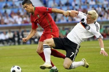 C.Ronaldo – geriausias Europos klubų žaidėjas