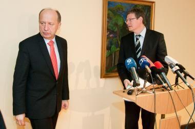 EK narys L.Andoras: Lietuva turi skatinti investicijas