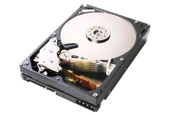Kietųjų diskų talpa iki 2015 metų padidės 3,25 karto