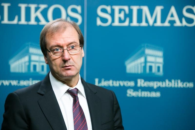 V. Uspaskichas Lietuvai atstovaus ET Parlamentinėje Asamblėjoje