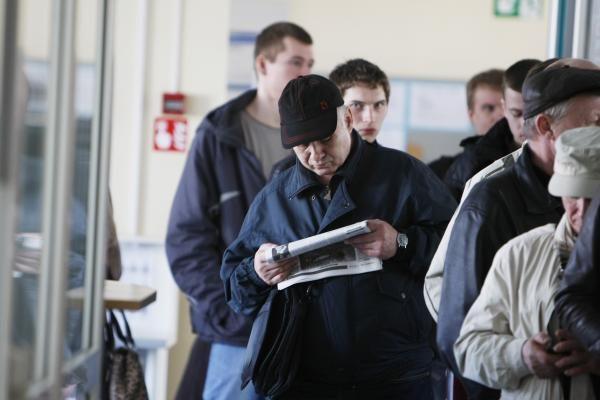 Labiausiai nedarbas augo Baltijos šalyse