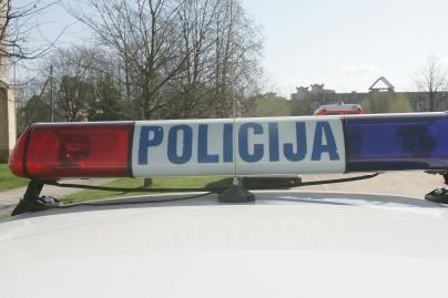 """Radviliškio policiją """"užpuolė"""