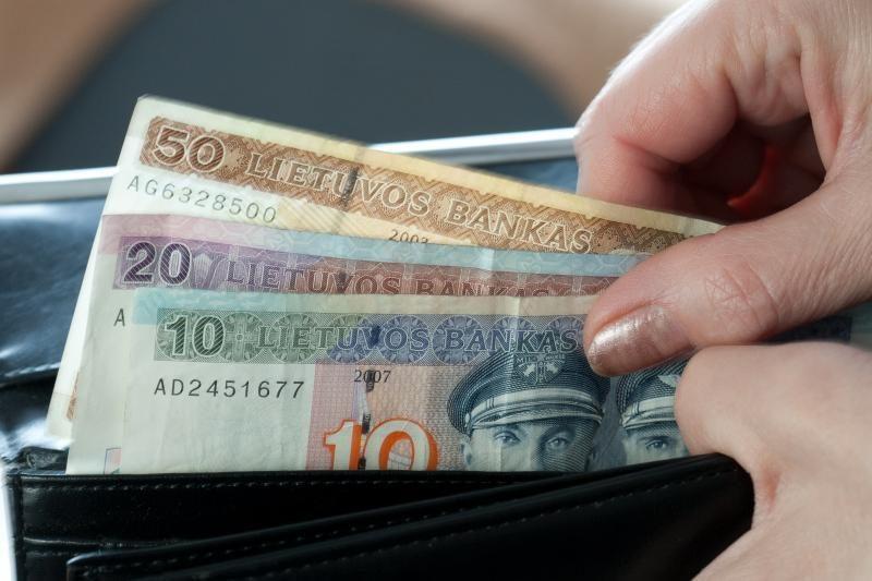D.Grybauskaitė: mokesčiai neturi būti didinami