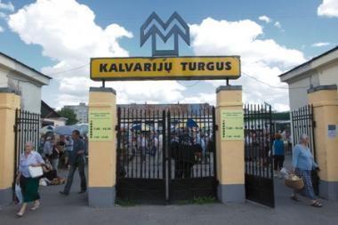 Iš posto verčiamas Kalvarijų turgaus direktorius išėjo tėvystės atostogų