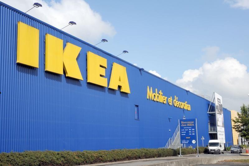 """Baldininkai ruošiasi """"Ikea"""" atėjimui į Lietuvą"""