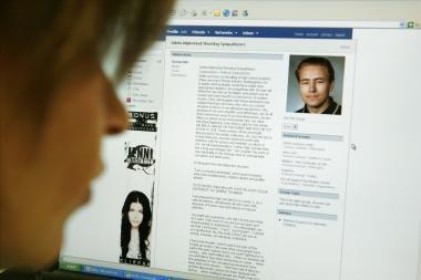 """Kaip išvengti duomenų vagystės žalos """"Facebooke""""?"""